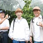 左から菅家さん、石川さん、桜井さん
