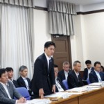 府連は5月の吉村知事との政策懇談会で条例改正を求めていた
